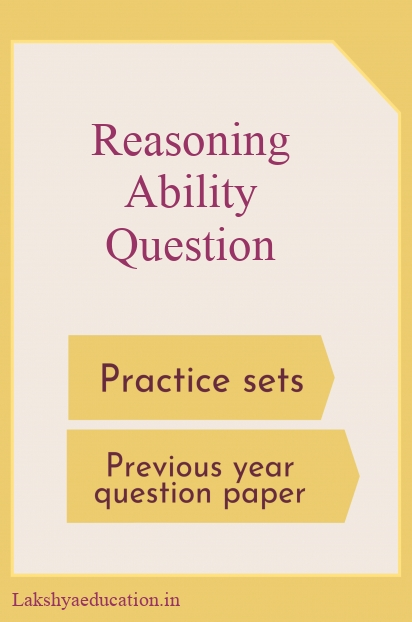 Reasoning Ability Questions