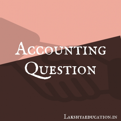 accounting Questions