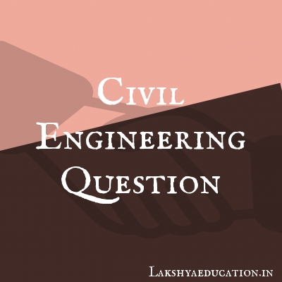 civil engineering Questions