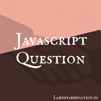 javascript Questions